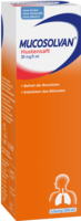 MUCOSOLVAN Saft 30 mg/5 ml