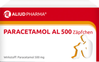 PARACETAMOL AL 500 Suppositorien